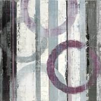 Plum Zephyr II Fine Art Print