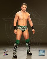 The Miz 2013 Posed Fine Art Print