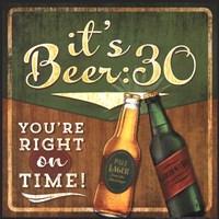 Beer 30 Fine Art Print