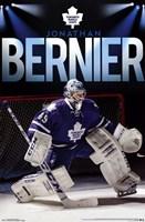 Toronto Maple Leafs® - J Bernier 13 Wall Poster