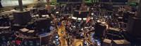 Stock Exchange, NYC, New York City, New York State, USA Fine Art Print