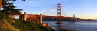 Golden Gate Bridge from a Distance Fine Art Print