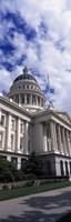 State Capital Sacramento CA USA Fine Art Print