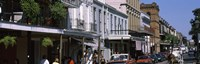 Buildings in a city, French Quarter, New Orleans, Louisiana, USA Fine Art Print