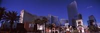 Citycenter, Las Vegas, Nevada Fine Art Print