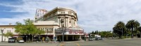 Grand Lake Theater in Oakland, California, USA Fine Art Print
