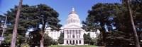 California State Capitol Building, Sacramento, California Fine Art Print
