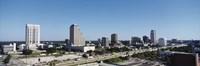 Orlando, Florida Skyline Fine Art Print