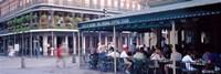 Cafe du Monde French Quarter New Orleans LA Fine Art Print
