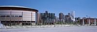 USA, Colorado, Denver, skyline Fine Art Print