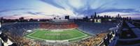 Soldier Field Football, Chicago, Illinois, USA Fine Art Print