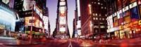 Times Square, New York City Fine Art Print