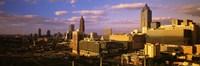 Afternoon In Atlanta, Atlanta, Georgia, USA Fine Art Print