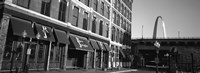Entrance Of A Building, Old Town, St. Louis, Missouri, USA Fine Art Print