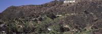 Hollywood Hills, Hollywood, California Fine Art Print