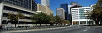Buildings in a city, Downtown Denver, Denver, Colorado, USA Fine Art Print