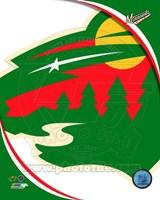 Minnesota Wild 2013 Team Logo Fine Art Print