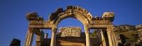 Turkey, Ephesus, temple ruins Fine Art Print