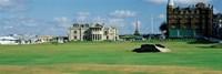 Silican Bridge Royal Golf Club St Andrews Scotland Fine Art Print