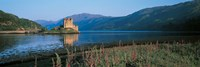 Eilean Donan Castle & Loch Duich Scotland Fine Art Print
