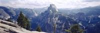 Half Dome High Sierras Yosemite National Park CA Fine Art Print