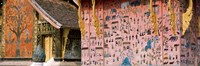Mosaic, Wat Xien Thong, Luang Prabang, Laos Fine Art Print