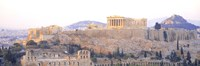 Acropolis During the Day Fine Art Print