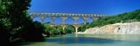Pont du Gard, Provence France Fine Art Print