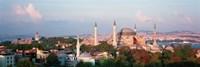 Turkey, Istanbul, Hagia Sofia Fine Art Print