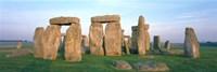 England, Wiltshire, Stonehenge Framed Print