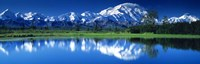 Mt McKinley and Wonder Lake Denali National Park AK Fine Art Print