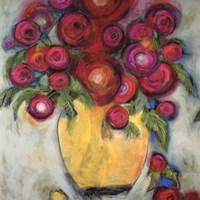 Keya's Bouquet Fine Art Print