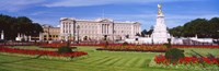 Buckingham Palace, London, England, United Kingdom Fine Art Print