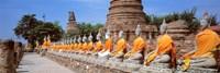 Ayutthaya Thailand Fine Art Print