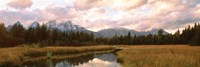 Grand Teton National Park WY USA Fine Art Print