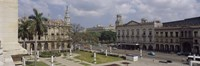 High angle view of a theater, National Theater of Cuba, Havana, Cuba Fine Art Print