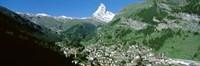 Zermatt, Switzerland (horizontal) Fine Art Print