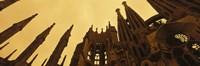 La Sagrada Familia Barcelona Spain Fine Art Print