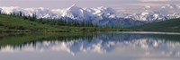 Wonder Lake Denali National Park AK USA Fine Art Print