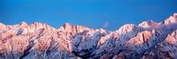 Snow Mt Whitney CA USA Fine Art Print