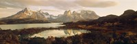 Torres del Paine National Park Chile Fine Art Print
