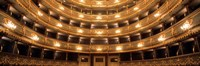 Stavovske Theater, Prague, Czech Republic Fine Art Print