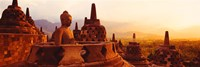 Borobudur Buddhist Temple Java Indonesia Fine Art Print