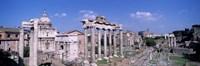 Roman Forum, Rome, Italy Fine Art Print