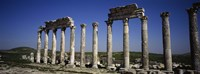 Cardo Maximus Ruins, Apamea, Syria Fine Art Print