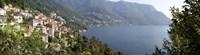 View of Lake Como Fine Art Print