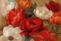 Jardin de Corail Fine Art Print