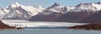 Moreno Glacier, Argentino Lake, Argentine Glaciers National Park, Santa Cruz Province, Patagonia, Argentina Fine Art Print