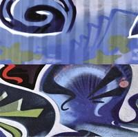 Street Flow II Fine Art Print