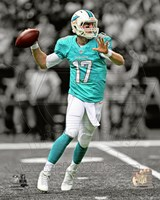 Ryan Tannehill 2013 Spotlight Action Fine Art Print